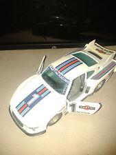 Modellino BURAGO PORSCHE 935 TT MADE IN ITALY scala 1/24 USATI