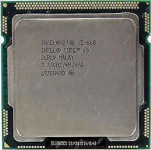 Get i5-660 CPU support 1156 boards