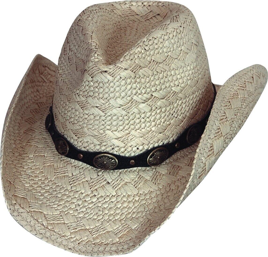 Vaquero sombrero de paja