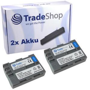 2x-Hochleistungs-AKKU-fur-NIKON-D900-D700-D100-D50-D70-EN-EL3e-EN-EL3-e-ENEL3E
