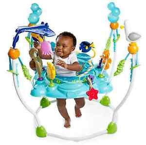 Baby Finding Nemo Activity Seat Jumper Bouncer Jumperoo