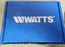 Watts 34 Water Pressure Reducing Valve 0960024 New Open Box Free Shipping