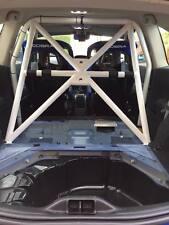 RENAULT MEGANE R26 R saftey device Track MSA Half Cage 45x2.5 Bolt In Rollcage