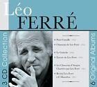 6 Original Albums LEO Ferre 4053796003270