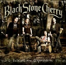 Folklore and Superstition by Black Stone Cherry (CD, Aug-2008, Roadrunner Records)