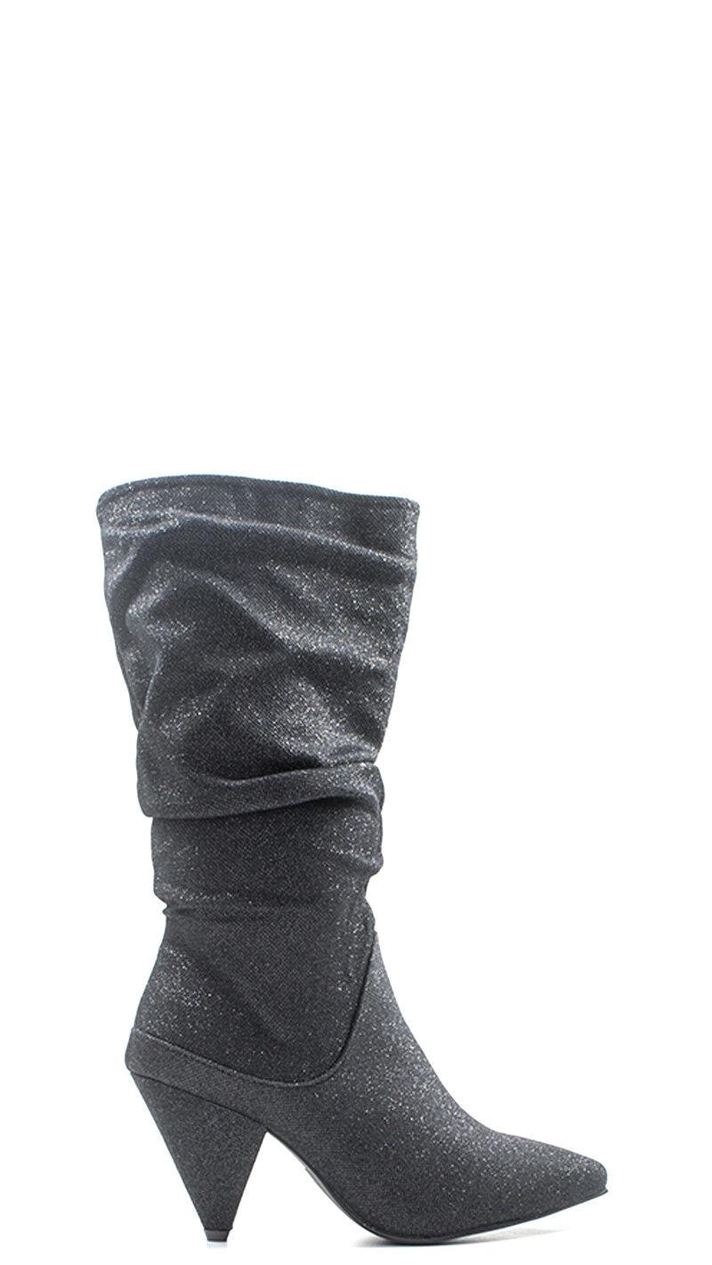 Scarpe Emidi 'donna nero 59858bis-ne