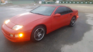 1990 Nissan 300zx auto t top