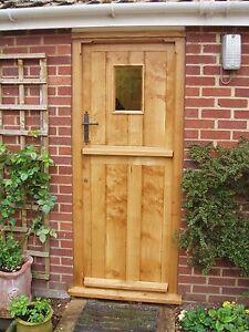 Solid-Oak-Stable-Door-No-Vat-Door-Only