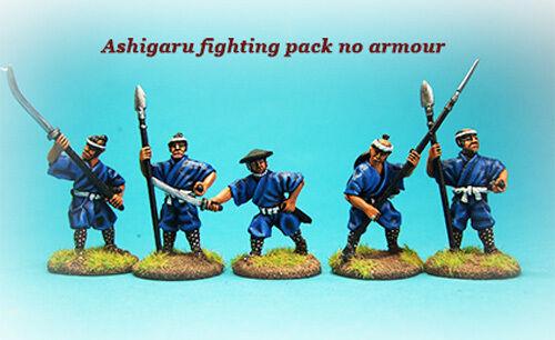 SAM06 Ashigaru Fighting x 5