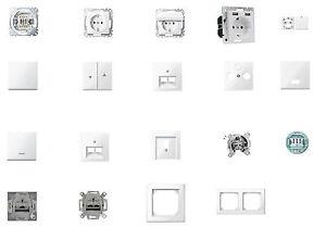 Merten-Schalter-Steckdosen-u-a-System-M-M-Smart-polarweiss-glaenzend