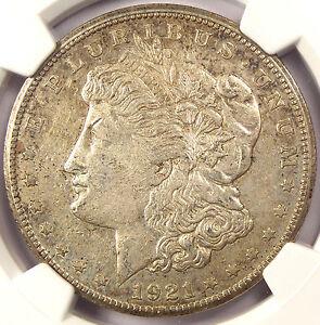 1921-S-VAM-1B4A-Thorn-Head-Morgan-Silver-Dollar-1-NGC-AU-375-Value-in-XF