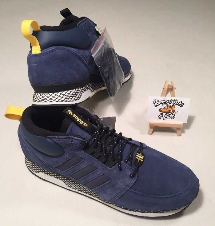 Adidas Originals ZX Casual Mid  Uomo Trainers M20632 UK 13 'BOAT RARE BNWT'
