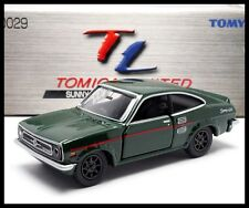 TOMICA LIMITED TL 0029 NISSAN SUNNY 1200 GX COUPE 1/56 TOMY 29 DIECAST CAR NEW