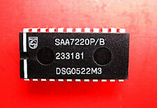 PHILIPS SAA7220P/B DIP-24 Integrated Circuit