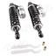 320mm-340mm-375mm-400mm-Motocicleta-Amortiguadores-Choques-Amortiguador miniatura 12