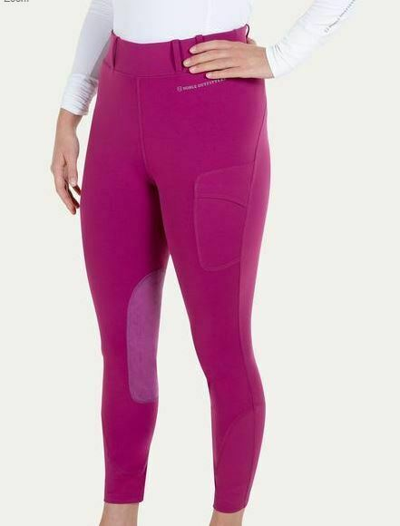 Noble Outfitters Balance Ridding Tights Pants Breeches FIG S
