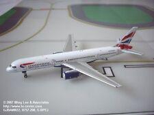 Gemini Jets British Airways Boeing 757-200 Union Jack Color Diecast Model 1:400