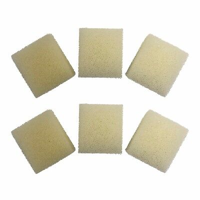 Dutiful 6 X Interpet Pf Mini Replacement Foams Interpet Pf Internal Filter Filters Fish & Aquariums