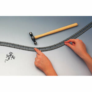 HORNBY-Track-R621-8x-Flexible-Track-970mm