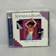 Sounds of the Eighties: 80's Hits by Various Artists (CD, Oct-1998,  Time/Life Music)