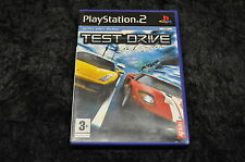 Playstation 2 Test Drive Unlimited