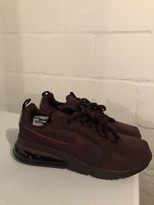 100% authentic 2ffb6 35abd Image is loading Nike-Air-Max-270-Futura-AO1569-600-Burgundy-