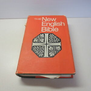 The New English Bible Standard Edition Vintage 1970 Oxford