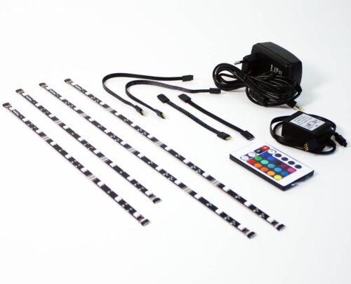 LED LEISTE STRIPMIT FB TV HINTERGRUNDBELEUCHTUNG 24-60 ZOLL 61-152cm NT