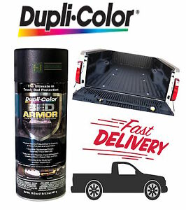 Dupli Colour Bed Armor Bed Liner Spray Gun Ute Tray Truck Tub Paint