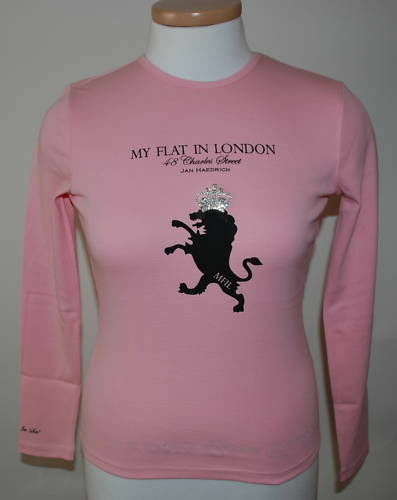 MY FLAT IN LONDON PINK L S AROUND THE WORLD 448163