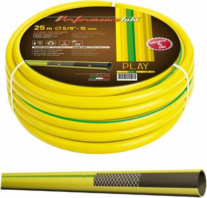 Tubo retinato Play Ømm 25(1 )  25 metri