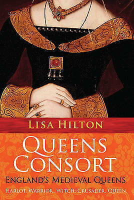 Queens Consort: England's Medieval Queens-ExLibrary