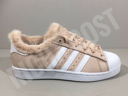 Women's Leather Boxed Pink Brushed Superstar All Bb6371 Db2516 Adidas Sizes New qEC4BxwX