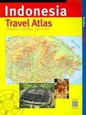 Indonesia Travel Atlas 1st Edition (Periplus Street Atlas)