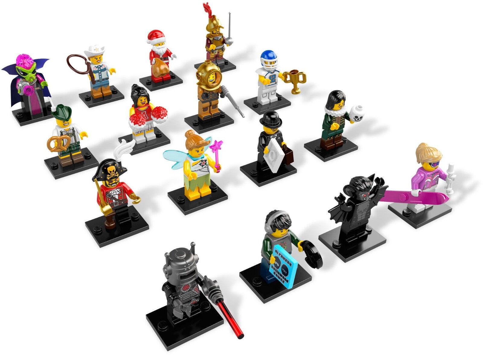 ampia selezione Lego Minicifras - SET 8831 - SERIE 7 7 7  l'ultimo