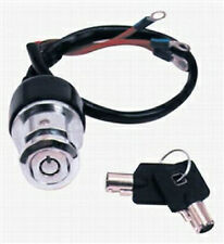 Premium 3 Position Round Key Ignition Switch Harley Davidson Dyna and Custom use