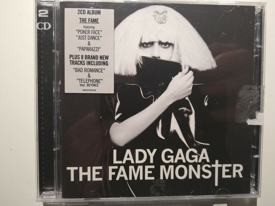 Lady Gaga: The Fame Monster, pop