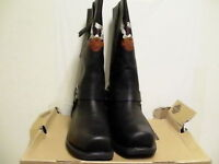 Harley Davidson Boots Harness W/eagle Size 13 Us With Box D 91002