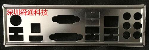 IO I//O Shield Back Plate for ASUS F2A55-MLE//P7H55D-M//P7H57D//P8Z68-VLX CY