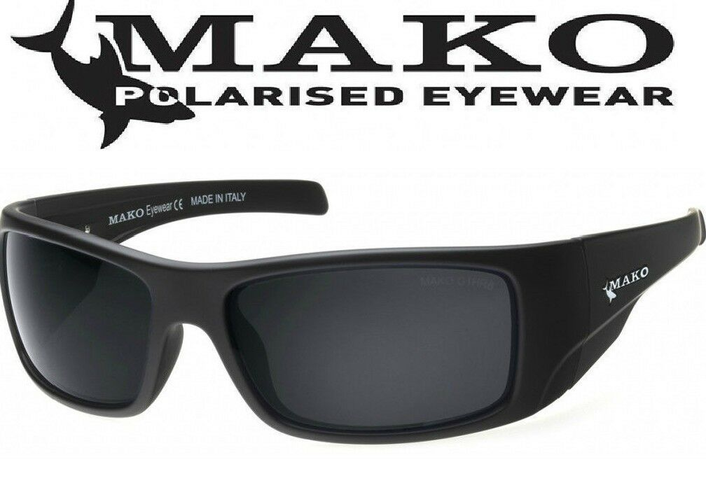 Mako INVINCIBLE Poly 9577 M01-P0S Polarised Polarized Fishing Sunglasses