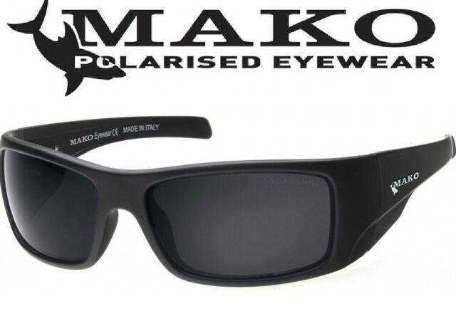 9d2eeee3bb7 Mako INVINCIBLE Poly 9577 M01-P0S Polarised Polarized Fishing Sunglasses