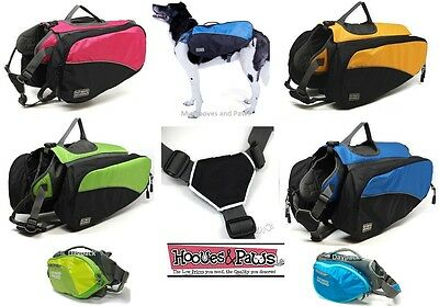 Kyjen Outward Hound DOG QUICK RELEASE BACKPACK Saddle Hiking PICK SIZE & COLOR
