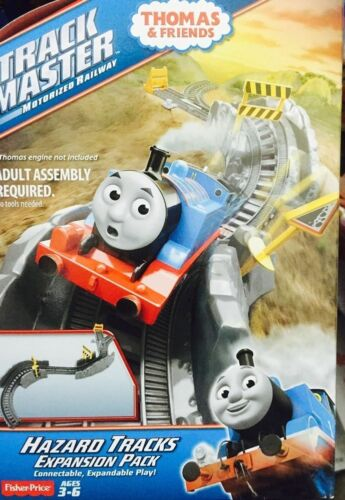 Trackmaster Thomas /& Friends Hazard Tracks Expansion Pack