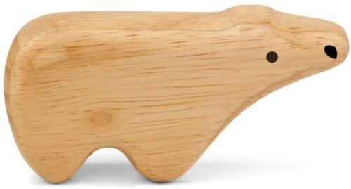Green Tones 3794 Endangered Animal Polar Bear Shaker