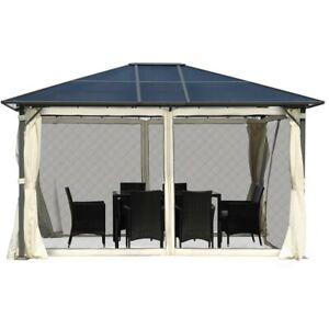 BRAST-Alu-Pavillon-Festzelt-Partyzelt-Garten-Zelt-Pavilon-Pavillion-Gartenzelt