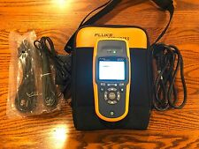 NEW- FLUKE NETWORKS AirCheck Wi-Fi HANDHELD WIRELESS NETWORK TESTER