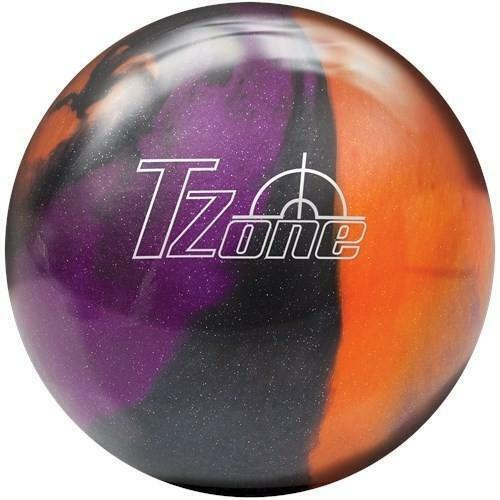 Brunswick Tzone Ultraviolet Sunrise Bowling Ball NIB!