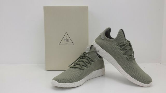 05c7acf998bc Adidas x PHARRELL MEN WILLIAMS PW TENNIS TECH BEIGE WHITE CQ2163 - BRAND NEW