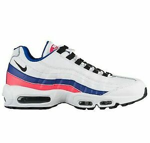 new style 0ee0b 0b5be 2018 Nike Air Max 95 Essential White Black Solar Red Ultra