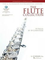 The Flute Collection Intermediate To Advanced Level With Audio Online 050486150